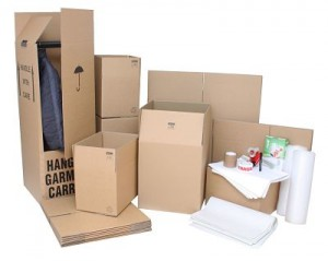 Large moving pack