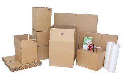 Medium moving pack
