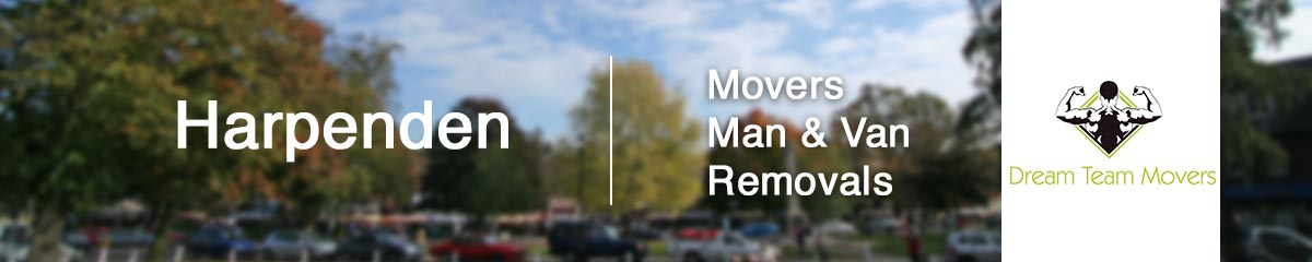 Harpenden Removals, Movers, Man and Van