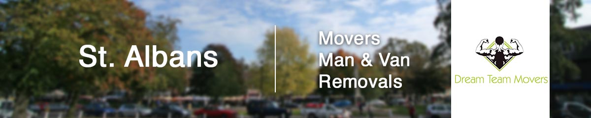 St Albans Removals, Movers, Man and Van