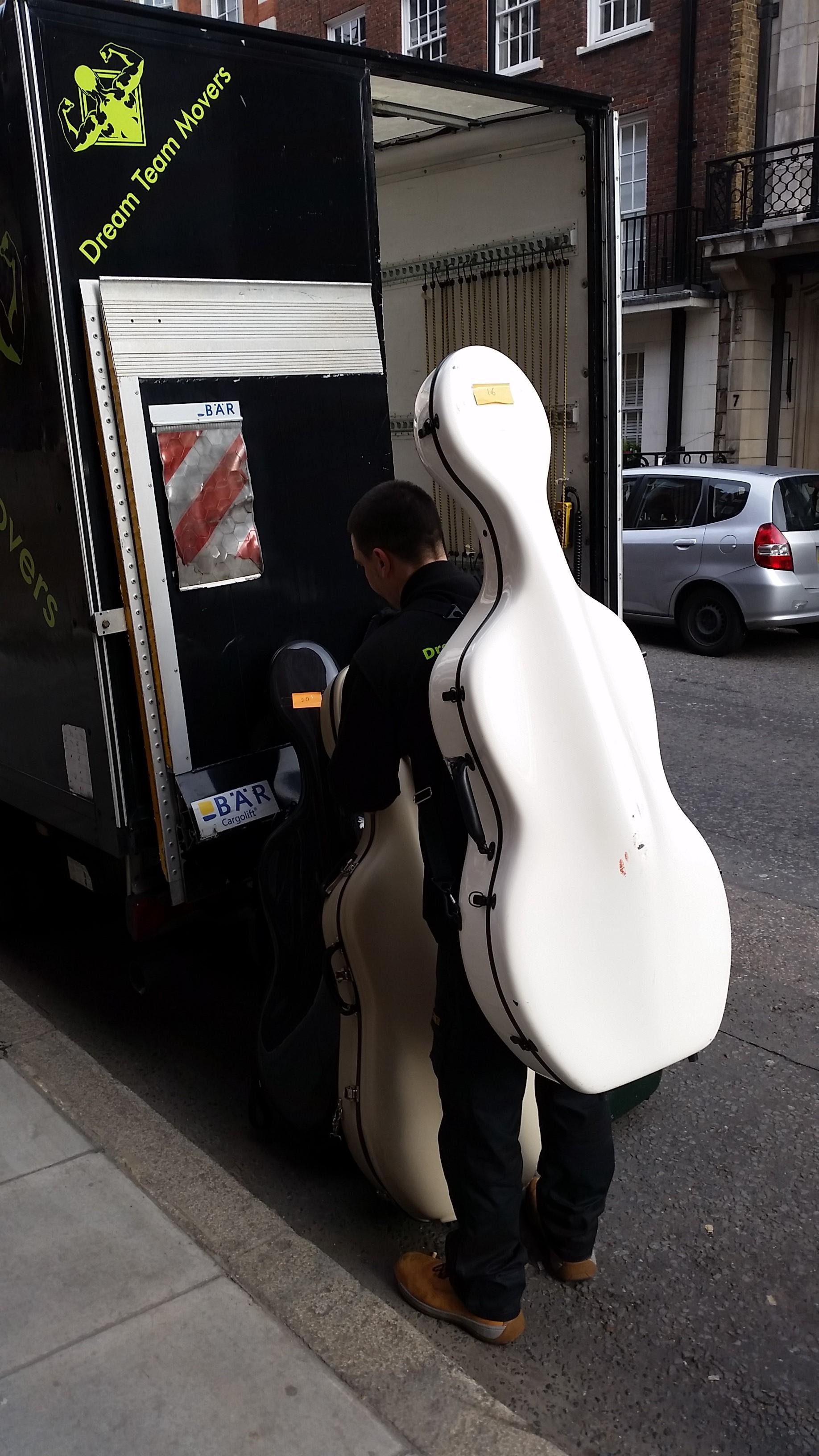 Violins Removals