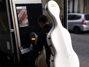 Moving Cellos to new premises